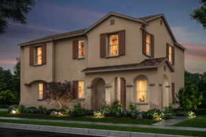 Carson Homes Cypress Village 1644A