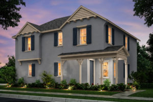 Carson Homes Cypress Village 1644Ac
