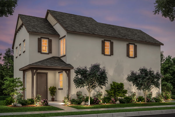 Carson Homes Cypress Village 1860c