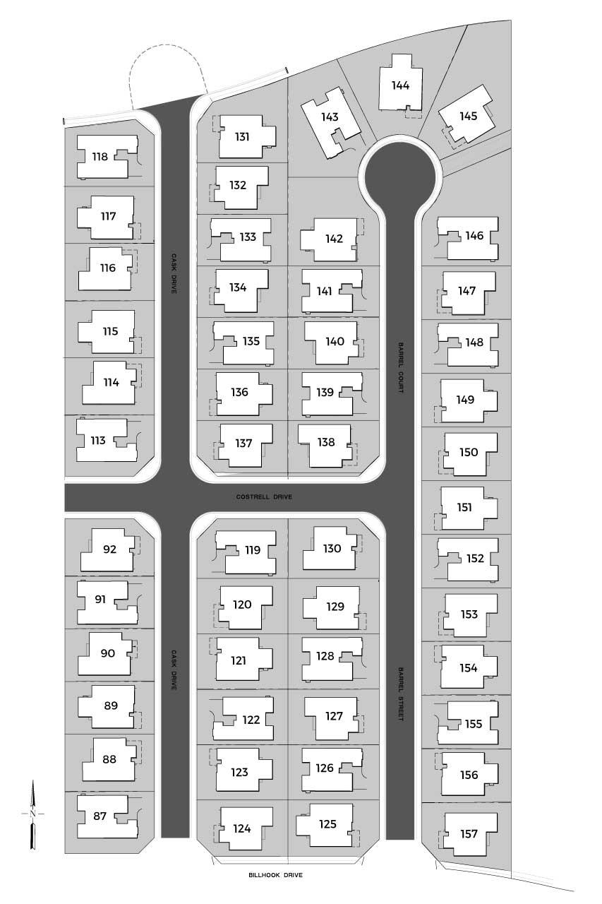 Roberts Ranch Site Plan